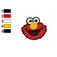 Bert and Ernie Embroidery Design 10