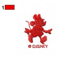 Disney Characters Embroidery Design 36