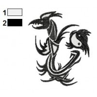 Dragon Tattoo Embroidery Design 17