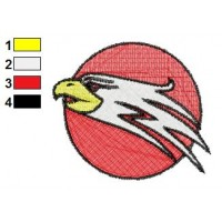 Eagle Tattoos Embroidery Designs 12