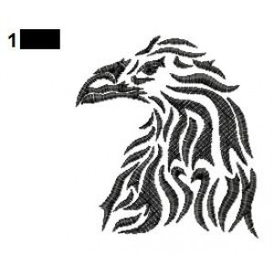 Eagle Tattoos Embroidery Designs 13