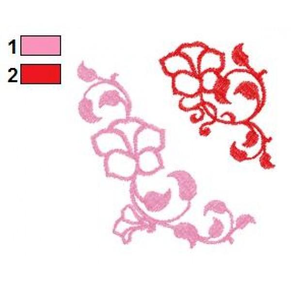 Pin Floralembroiderydesignsforsareeborderpictures On