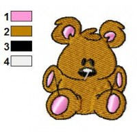 Garfield 01 Embroidery Designs 15