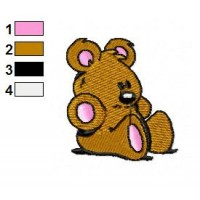 Garfield 01 Embroidery Designs 17
