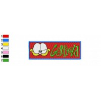 Garfield 01 Embroidery Designs 20
