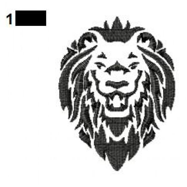 lion tattoo embroidery designs 30. Black Bedroom Furniture Sets. Home Design Ideas