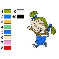 Rugrats Embroidery Design 3
